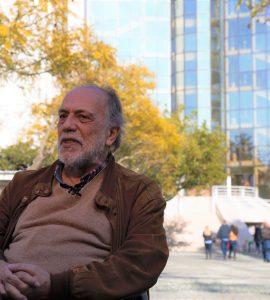 Fernando Pinto, arquiteto das torres da NOVA FCSH